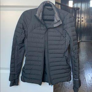 Size 6 lulu puffy jacket